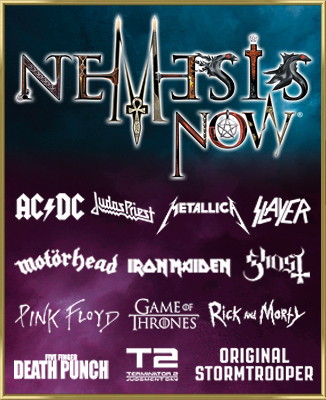 Nemesis Now alternative and fantasy giftware