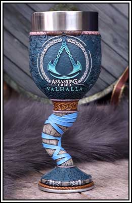 Assassin's Creed Vallhalla Goblet