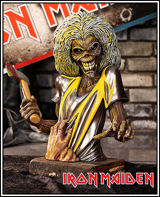 Iron Maiden Killers Bust-Box