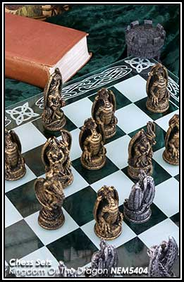 Chess Sets ideal gifts for Christmas