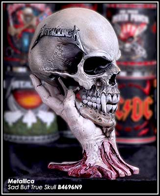 Metallica Skull Collectable