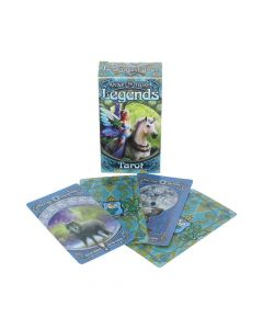 Anne Stokes Legends Tarot Cards Gothic Back in Stock Artist Collections