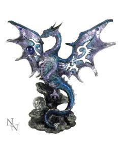 Blue Dragon Protector 20.5cm