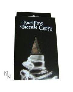 Backflow Incense Cones (pack of 20)Sandalwood