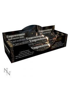 Empowerment Spell Patchouli Incense Sticks (LP)