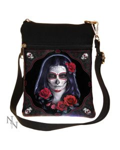 Sugar Skull (JR) Shoulder Bag 23cm