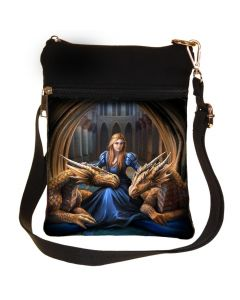 Fierce Loyalty (AS) Shoulder Bag 23cm