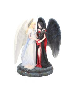 Dark and Light Angels 24.5cm (JR)