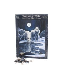 Warriors of Winter Jigsaw (LP) 1000pcs