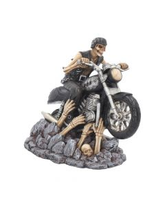 Ride out of Hell (JR) 16cm Bikers Medium Figurines