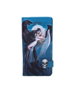 Angel and The Reaper Embossed Purse (JR) 18.5cm Reapers Dark Angels Artist Collections