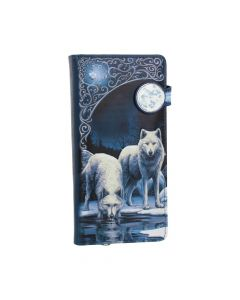 Lisa Parker Warriors of Winter Wolf Purse Mother's Day