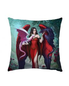 Dragon Mistress Cushion (JR) 40cm