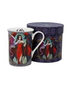 Dragon Mistress Mug (JR) 11cm