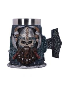Danegeld Viking Tankard with removable stainless steel insert Popular Products - Dark