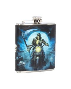 Hell Rider Hip Flask (JR) 7oz