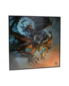 Wings of Death Small Crystal Clear Picture JR 25cm