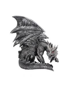 Nemesis Now Obsidian Dragon Figurine 25cm Obsidian Dragons