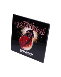Motorhead-Bomber Crystal Clear Picture 32cm Band Licenses Motörhead Artist Collections