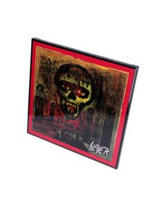 Slayer-Seasons in the Abyss Crystal Clear 32cm Band Licenses Slayer Artist Collections