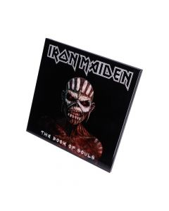 IronMaiden-TheBook of Souls Crystal Clear 32cm Band Licenses Iron Maiden Artist Collections