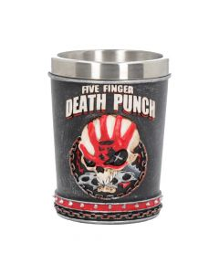 Five Finger Death Punch Ghot Glass Knuckle Duster Skull Shooter Five Finger Death Punch