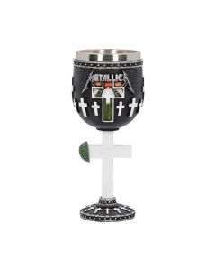 Metallica - Master of Puppets Goblet 18cm Band Licenses Metallica Artist Collections