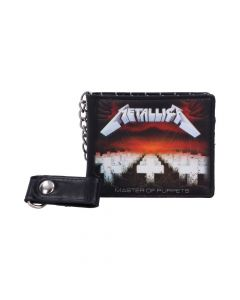 Metallica - Master of Puppets Wallet Band Licenses In Demand Licenses Artist Collections