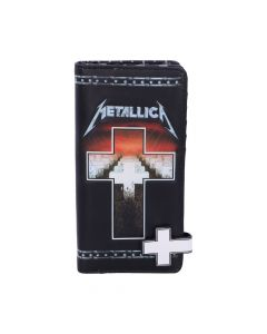Metallica - Master of Puppets Embossed Purse Band Licenses Mother's Day Artist Collections