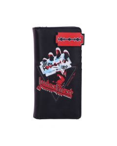Judas Priest British Steel Embossed Purse 18.5cm