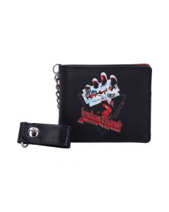Judas Priest British Steel Wallet Band Licenses Judas Priest Artist Collections