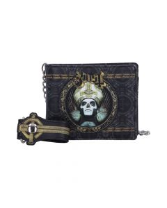 Ghost Gold Meliora Wallet Band Licenses Ghost Artist Collections