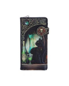Absinthe Embossed Purse (LP) 18.5cm Cats Stocking Fillers Artist Collections