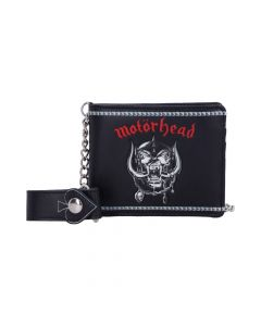 Motorhead Wallet Band Licenses Stocking Fillers Artist Collections