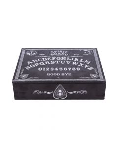 Jewellery Box Black and White Spirit Board 25cm Witchcraft & Wiccan Popular Products - Dark