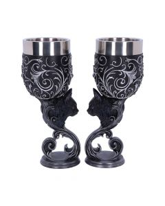 Familiars Love Goblets 18.5cm (Set of 2)