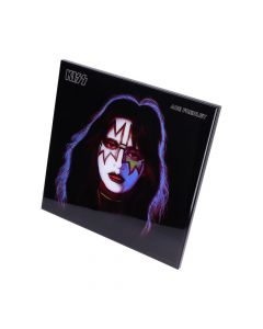 KISS - Ace Frehley Crystal Clear Picture Band Licenses Coming Soon Artist Collections