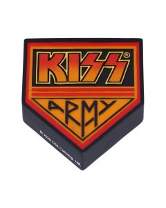 Officially licensed KISS Army Logo Bottle Opener Magnet New in Stock