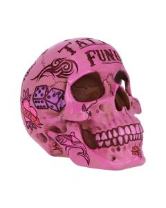 Tattoo Fund (Pink) Skulls New Product Launch Premium Range