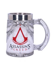 Assassin's Creed - The Creed Tankard 15.5cm Fantasy In Demand Licenses Artist Collections