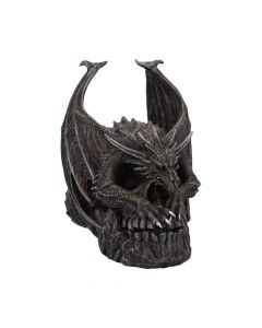 Draco Skull 19cm Dragons New in Stock Artist Collections