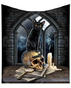 Spirits of Salem Throw (LP) 160cm Cats New Product Launch Artist Collections