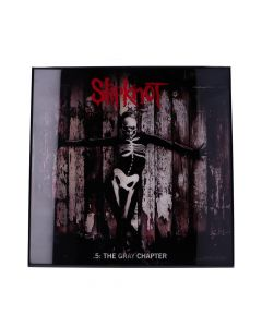 Slipknot 5: The Gray Chapter Crystal Clear 32cm Band Licenses New Product Launch Artist Collections