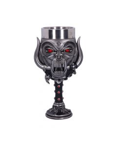 Motorhead Warpig Goblet 20.5cm Band Licenses New in Stock Artist Collections
