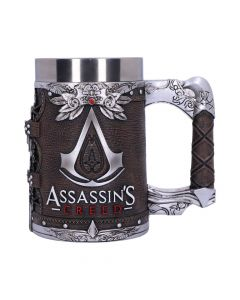 Assassin's Creed Tankard of the Brotherhood 15.5cm Fantasy In Demand Licenses Artist Collections