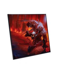 D&D Players Handbook Crystal Clear 32cm Fantasy Coming Soon Artist Collections