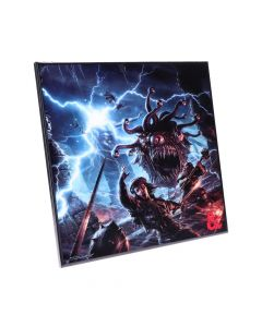Dungeons & Dragons Monster Manual Crystal Clear Art Picture New Product Launch