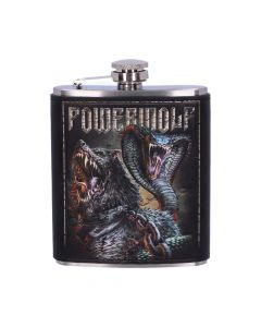 Powerwolf Hip Flask Band Licenses New Product Launch Artist Collections
