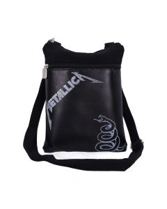 Metallica - The Black Album Shoulder Bag 23cm Band Licenses Coming Soon Artist Collections