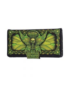 Absinthe - La Fee Verte Embossed Purse 18.5cm Unspecified New in Stock Artist Collections